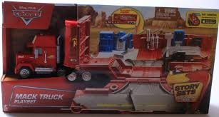 Cars Mack Truck Toys: Buy Online From Fishpond.co.nz Cars Disney Mack Truck Lightning Mcqueen Red Deluxe Tayo Playset Buy Online Pixar 2 Toys 2pcs City Cstruction Disneypixar And Transporter Azoncomau Truck Cake Cars Pinterest Cakes Hauler Wood Collection Toysrus Semi Lego Macks Team Itructions 8486 Amazoncom Action Drivers Games Mattel And Multi Cake Cakecentralcom Jada 124 Wb Metals Disney Pixar Cars Mack 98103 Brickreview