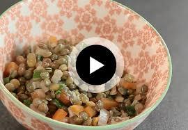 cuisine des lentilles technique pour cuire les lentilles