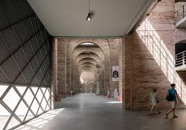100 Rafael Moneo National Museum Of Roman Art Archphotos