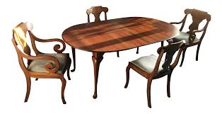 100 Cherry Table And 4 Chairs Pennsylvania House Dining Room With Chairish