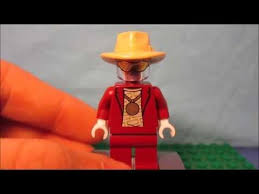 Download link Youtube LEGO Ninjago Minifigure Review Mr Pale