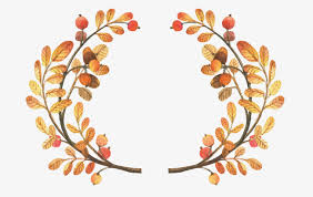 Autumn leaves border Autumn Tree Borders Free PNG and Vector