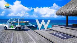100 W Retreat And Spa Maldives Maldives Private Holiday Island Of