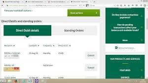 bureau direct assurance how do you set up a monthly dd to paypal moneysavingexpert com