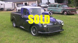 1960 Morris Minor Pickup Truck Stock # A120 For Sale Near Cornelius ... Pickups For Sale Antique 1950 Gmc 3100 Pickup Truck Frame Off Restoration Real Muscle Hot Rods And Customs For Classics On Autotrader 1948 Classic Ford Coe Car Hauler Rust Free V8 Home Fawcett Motor Carriage Company Bangshiftcom 1947 Crosley Sale Ebay Right Now Ranch Like No Other Place On Earth Old Vebe Truck Sold Toys Jeep Stock Photos Images Alamy Chevy Trucks Antique 1951 Pickup Impulse Buy 1936 Groovecar