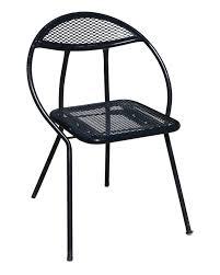 salterini mid century modern steel outdoor or patio dining set