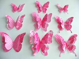 Cute Removable D Butterflies S For Step By Siudynet Diy On Ideas Wall Decoration With