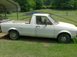 VW Truck Parts For Sale - Volkswagen Rabbit (Caddy) Pickup Classifieds