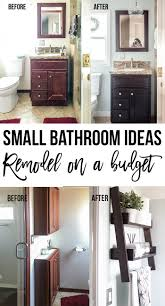 Small Bathroom Remodel - Ideas On A Budget - Anika's DIY Life Picturesque Small Bathroom Ideas With Tub And Shower Homecreativa Simple Remodel To Make Your Look Makeovers Before And After Good Top Popular Of Remodels For Bathrooms For Home Design Bold Decor How A Bigger Tips 673 Stunning Architecture Designs Black With Combo Marvelous Bath