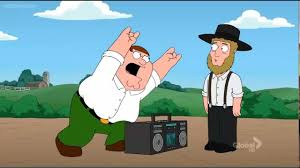 Family Guy - Peter Tries To Introduce Amish Guy To Rock Music ... Amish Farm Family Guy Youtube Monitor Barn By Beam Barns Pinterest Beams Barn Renovation Born Again Company Home Facebook The Simpsons To The Rescue Are Gonna Be Furious When They Play New Guy Amish Dog Breeders Face Heat News Lead Cleveland Scene Red Lisa Russo Fine Art Photography Gail Grenier Here Tearing Down War Against Coub Gifs With Sound Built Attic Car Garage Loft Space Maxi Free Quote Design Vintage 70cm White Star Metal