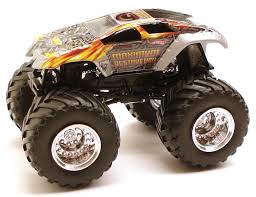 Hot Wheels Monster Jam 1:64 Scale TRUCK MAXIMUM DESTRUCTION - GamesPlus