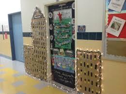 Unique Christmas Office Door Decorating Idea by Office Design Office Door Decoration Office Christmas Door