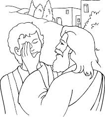 Bible Coloring Pages 6
