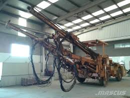 Used Tamrock MAXIMATIC Digger Derrick Trucks Year: 1983 Price ...