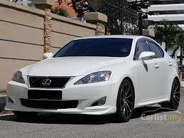 Lexus IS250 2009 Luxury 2 5 in Penang Automatic Sedan White for RM