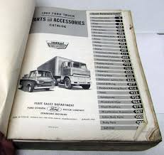 1962 62 Ford Truck Parts Catalog Manual F 100 250 350 Pickup Diesel ... Renault Trucks Consult Auto Electronic Parts Catalog 112013 1949 Chevygmc Pickup Truck Brothers Classic Parts 1948 1950 51 1952 1953 1954 Ford Big Job Steering Rebuilders Inc Power Manual Steering 1963 Dodge And Book Original Online Isuzu 671972 Chevy Gmc Catalog Headlamp Brake Gm Lookup By Vin Luxury Chevrolet V6 Engine Diagram Wiring Delco Remy Passenger Car Light Popular W