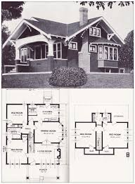 Craftsman Style House Plans With Photos by House Plans 1920 Craftsman Style Home Plans Master Suite On Main