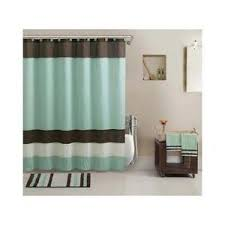 Teal Brown Bathroom Decor by Bathroom Decor Ebay