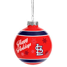 St Louis Cardinals Christmas Tree Ornament