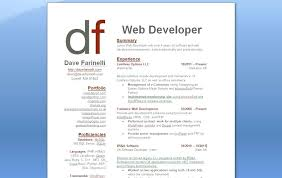 Web Developer Resume Objective Examples For Example Summary Experience