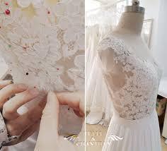 Design Your Own Wedding Dress} Gorgeous Customized Long Chiffon