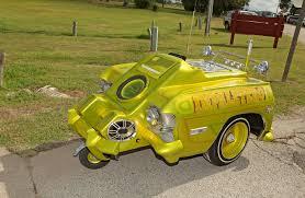 1968 Custom Ice Cream Cart - El Impaetero