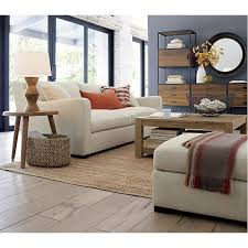 Crate And Barrel Willow Sofa by Dixon Coffee Table In Coffee Tables U0026 Side Tables Crate And Barrel