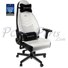 Noblechairs ICON Gaming Chair White / Black Noblechairs Icon Gaming Chair Black Merax Office Pu Leather Racing Executive Swivel Mesh Computer Adjustable Height Rotating Lift Folding Best 2019 Comfortable Chairs For Pc And The For Your Money Big Tall Game Dont Buy Before Reading This By Workwell Pc Selling Chairpc Chaircomputer Product On Alibacom 7 Men Ultra Large Seats Under 200 Ultimate 10 In Rivipedia Top