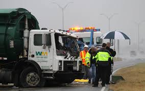 100 Garbage Truck Accident Truck Driver Killed In Crash IDd San Antonio ExpressNews
