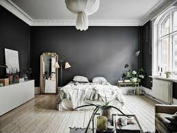 chambre sol gris awesome chambre mur gris meuble noir photos design trends 2017