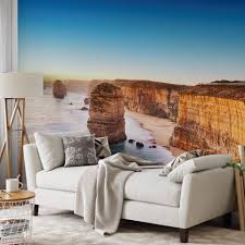 a s création vlies fototapete strand cliff sunset australia dd118902 tapete dynamic 24 de