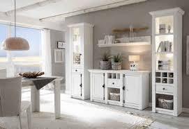 home affaire wohnwand california set 4 tlg bestehend aus standregal vitrine sideboard wandregal