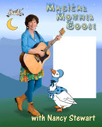Magical Mother Goose Poster