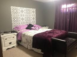 Bedroom Fabulous Dark Purple Ideas And Black