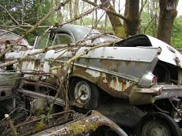 100 Wrecked Semi Trucks For Sale Old Car Salvage Yards History Old Time Junk Yard Photos PIX 1920