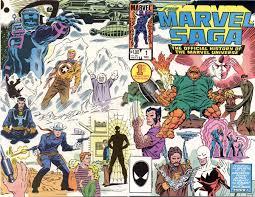Marvel Comics Of The 1980s 1985