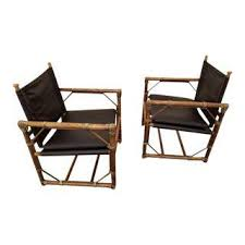 Used Church Chairs Craigslist California by Gently Used Mcguire Furniture Up To 60 Off At Chairish