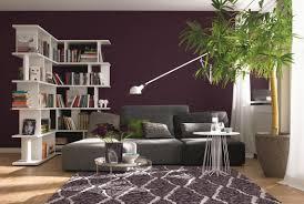 lila wandfarbe bilder ideen