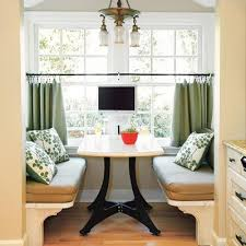 Eat In Kitchen Booth Ideas by 23 Best Dining Room Ideas Images On Pinterest Corner Bench