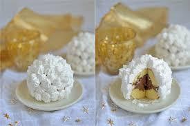 boules de neige cœur chocolat noisettes safrangourmand fr