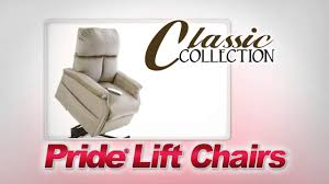 Pride Serta Lift Chair by Pride Mobility Lift Chairs Youtube