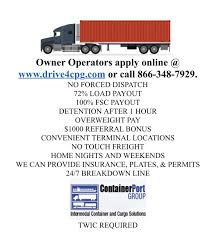 100 Rowland Trucking Christina Rupe Terminal Manager ContainerPort Group Inc LinkedIn
