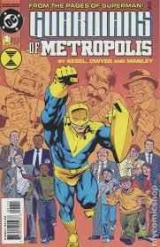 Guardians Of Metropolis 1994 1