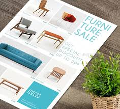 Nice 18 Product Sale Flyer Templates