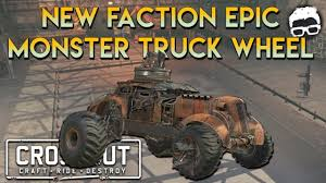 Crossout -- Epic Monster Truck Wheel -- Test Server First Look ... 12mm 110 Monster Truck Wheel Rim Tires Rc Car Parts Hub Gizmo Toy Rakuten Ibot Rc Big Offroad 4x4 18 Rtr Electric 4pcs 32 Rubber Wheels 150mm For 17mm Lamborghini Sesto Elemento For Spin Wtb Truggy Tech Forums Free Stock Photo Public Domain Pictures 4pcs Hsp 88005 Everybodys Scalin The In The Sky Keep Turnin Squid Gear Head Champ 190 Vintage Style Beadlock Truck Stop Revolver 14mm Hex 2 Stablemaxx Black Reely Truck Tractor Retro From Conradcom Jconcepts New Release And Blog