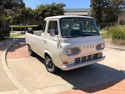 100 Craigslist Mississippi Cars And Trucks 1963 Ford Econoline 5Window Pickup Truck For Sale In