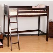 canwood base c loft twin xl bed espresso college pinterest