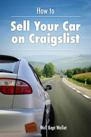 100 How To Sell A Truck To Your Car Or On Craigslist