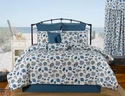 Coastal Bedding Sets by Seashell Comforter Set Foter