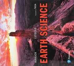 Earth Science 15th Edition 2017